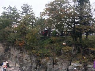 厳美峡 滑車だんご.jpg