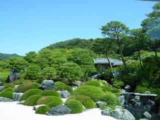 足立美術館 日本庭園�A (2).jpg
