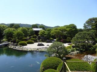 足立美術館 日本庭園�A (4).jpg